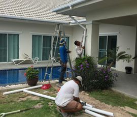 Construction Services in Hua Hin | SPS Hua Hin