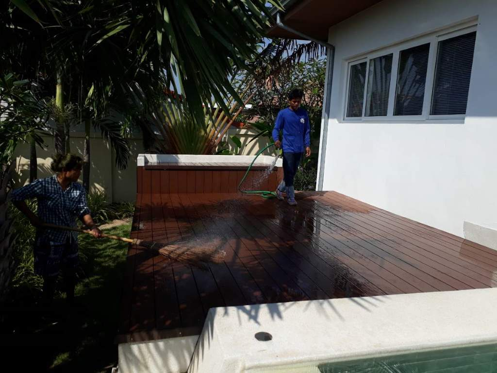 Decking | SPS Hua Hin | Spencers Property Services